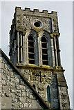 R3377 : Ennis - Francis Street - Franciscan Friary Tower by Joseph Mischyshyn