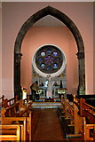 R3377 : Ennis - Francis Street - Franciscan Friary Nave & Chapel by Joseph Mischyshyn