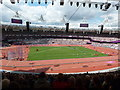 TQ3784 : Inside the Olympic Stadium by Graham Hogg