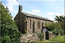 SD4455 : Christ Church, Glasson by Dave Dunford