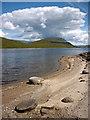 NN4782 : Lochan na h-Earba and Binnein Shios by Karl and Ali