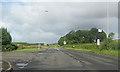 NS3866 : A761 leaving Bridge of Weir by John Firth