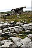 M2300 : The Burren - R480 - Poulnabrone Dolmen by Joseph Mischyshyn