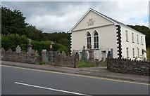 ST1897 : Former Penmain chapel, Penmaen by Jaggery