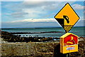 M2308 : The Burren - Ballyvaghan - R477 - Harbour along Galway Bay by Joseph Mischyshyn