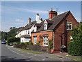 TQ1750 : Pixham Lane, Dorking by Colin Smith