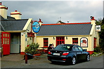 M2208 : The Burren - Ballyvaghan - R477 - Monk's Seafood Pub & Restaurant - Entrance by Joseph Mischyshyn