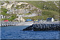 NF7810 : Eriskay ferry slipway by David Martin