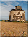 TQ6401 : Martello Tower by David Dixon