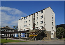 NJ9308 : Crombie Halls of Residence, University of Aberdeen I by Bill Harrison