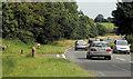 J3599 : The Belfast Road near Larne (10) by Albert Bridge