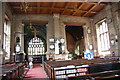 SO7225 : Interior, St Mary's church, Newent by Julian P Guffogg