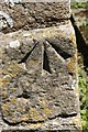 SU2698 : St Michaels Benchmark by Bill Nicholls