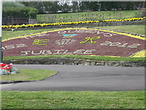 SY6880 : Planting for the Queens Diamond Jubilee, Weymouth by Alex McGregor