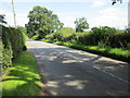 SJ4958 : Burwardsley Road, Tattenhall by Jeff Buck