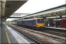 SX9193 : Exeter St. David's Station by Dr Neil Clifton