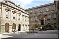 SJ9682 : The Courtyard of Lyme Hall, Disley by Jeff Buck