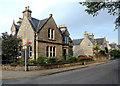 NH8756 : Waverley Road, Nairn by Mary and Angus Hogg