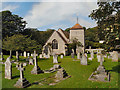 TV5597 : Church of St Simon and St Jude, East Dean by David Dixon