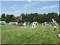 TL8162 : Pony Club show jumping in Ickworth Park by Richard Humphrey