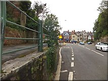SX9193 : Hele Road, Exeter by David Smith