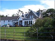 NG5536 : Borodale House Hotel by Gordon Hatton