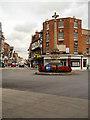 SO8932 : War Memorial, Tewkesbury by David Dixon