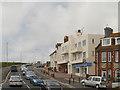 TQ3602 : Rottingdean, Marine Drive by David Dixon
