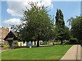 TQ3379 : Leathermarket Gardens - Bermondsey Village Hall by Stephen Craven