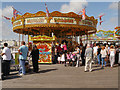 TQ3103 : Carousel on Brighton Pier by David Dixon