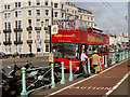 TQ3103 : Anne of Cleves on Brighton Sea Front by David Dixon