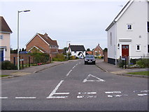 TM3877 : Holmere Drive, Halesworth by Adrian Cable