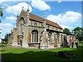 TF4216 : St.Giles' church by Richard Croft