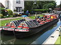 SU8586 : Coal barge delivery at Marlow Lock by David Hawgood