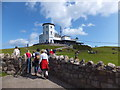 SH7683 : Summit Complex Great Orme Llandudno by Richard Hoare