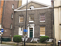 TQ3379 : The Old Rectory, Bermondsey by Stephen Craven