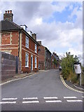 TM3863 : Alma Place, Saxmundham by Geographer