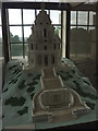 SD4861 : Scale model of the Ashton Memorial by Karl and Ali