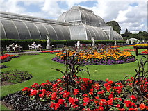 TQ1876 : Palm House, Kew Gardens by Colin Smith