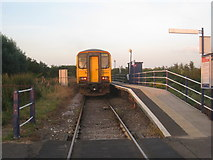 TA0623 : Evening departure, Barrow Haven by Jonathan Thacker