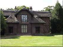 TQ1776 : Queen Charlotte's Cottage, Kew Gardens by Colin Smith