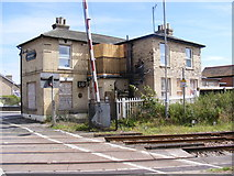 TM3863 : The former The Railway Inn Public House by Adrian Cable