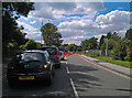 SK5235 : Queuing traffic on Queens Road West by David Lally