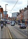 SK3487 : West Street, Sheffield by Neil Theasby