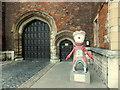 TQ3079 : Lambeth Palace Mandeville by PAUL FARMER
