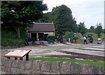 SK2855 : Steeple Grange Light Railway by Jonathan Clitheroe