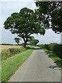 TM2080 : Ingram's Road by Keith Evans