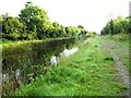 N0722 : Grand Canal near Belmont, Co. Offaly by JP