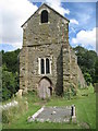 TF2679 : St. Peter's, Asterby, west tower by Jonathan Thacker