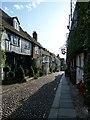 TQ9120 : Mermaid Street, Rye by Rob Farrow